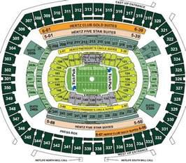 metlife stadium floor plan metlife stadium seating chart seat views rows seat numbers