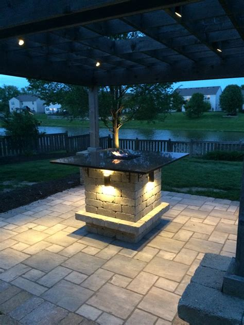 Outside Landscape Lights Outdoor Landscape Lighting From Aspen Outdoor Design