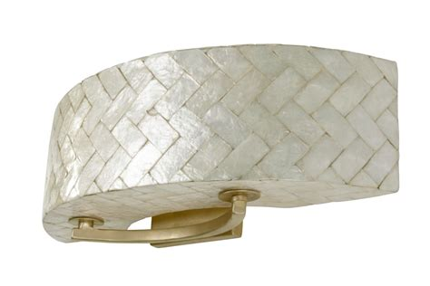 Shell Lighting Fixtures Lightingshowplace 173b02a In Crushed Capiz Shell By Varaluz