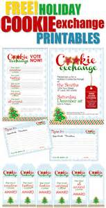 Summer Decorating Ideas cookie exchange party free printables how to nest for