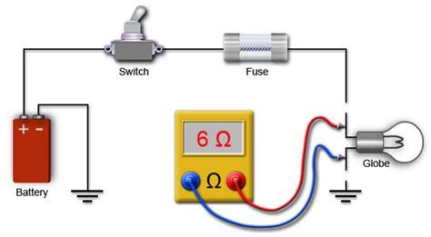 how to measure resistance electricity mtazamowetu