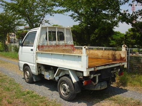 daihatsu hijet truck 4wd dump 1992 used for sale