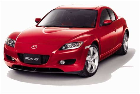 New Mazda RX8 Coupe Sport   Automotive News