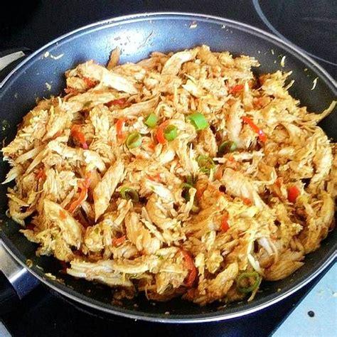 masak ayam suwir pedas bumbu bali ayam sisit bali