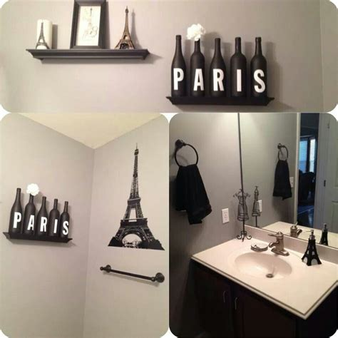parisian bathroom decor ideas to spruce up my paris themed bathroom decor