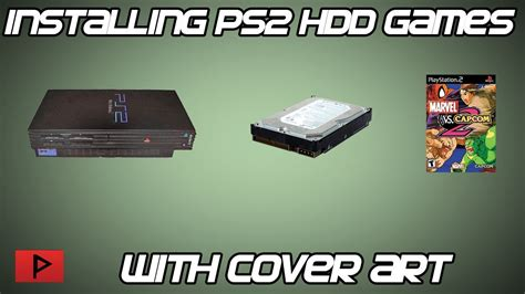 format game ps2 di harddisk how to install fat ps2 hdd games with cover art tutorial