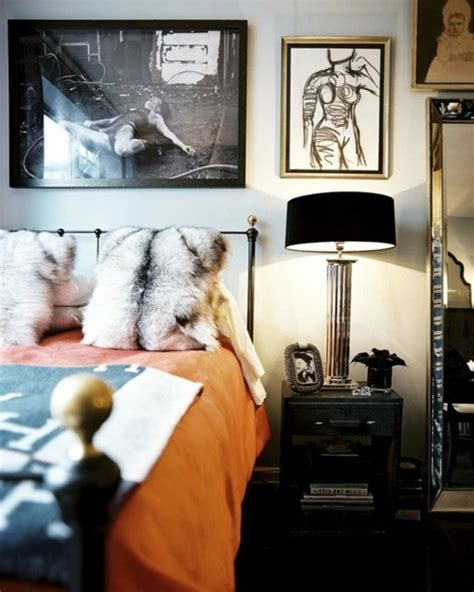 männer zimmer wohnzimmer in braun und beige