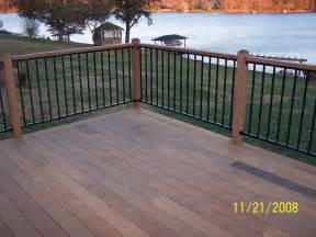 Handrail Cost Cost Of Composite Decking Vinyl Rail Page 3