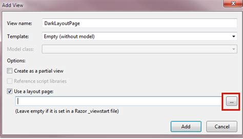 layout for partial view razor razor layout header footer asp net mvc 5 create master