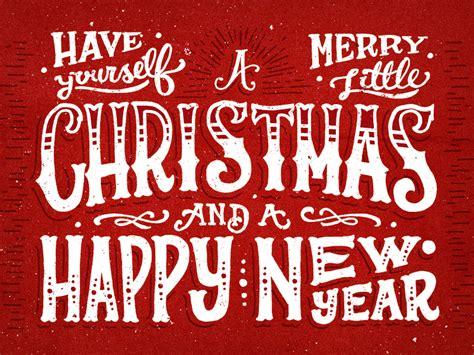 merry christmas  joel felix dribbble