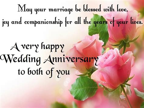 wedding anniversary cards and quotes happy wedding anniversary images