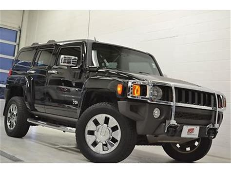 find used 07 hummer h3 48k finanicng leather moonroof