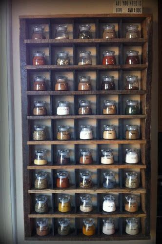 diy barn wood spice rack reclaimed wood spice rack totally can see doing the same