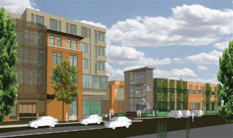 Chestnut Parking Garage by City Council Votes To Construct A Three Story Parking