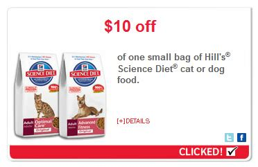 hills dog food printable coupons pet science diet coupon