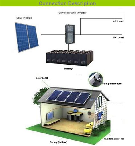 solar inverter for home use price grid solar home system with solar inverter controller and battery for home use buy solar