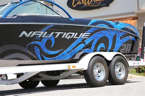 nautique boat wraps nautique full wrap boat car wrap city