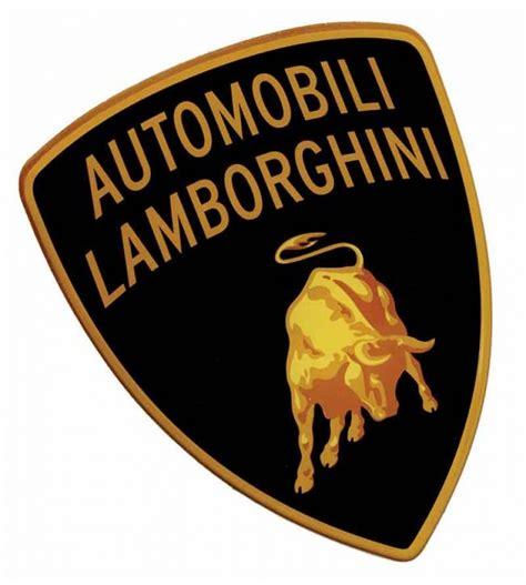lamborghini logo sticker automobili lamborghini sided sticker lb5913