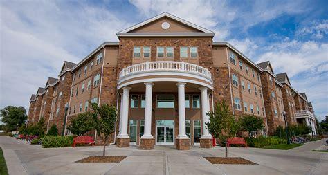 university appartments university housing usd