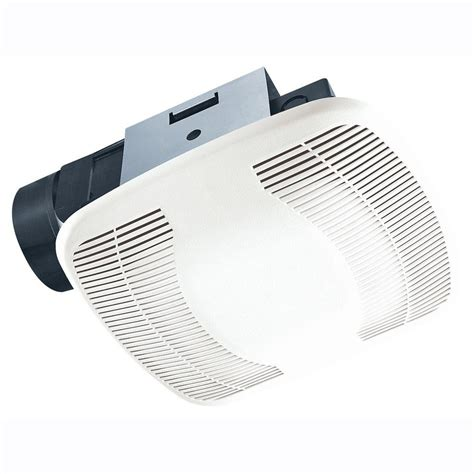 bathroom exhaust fan vent hton bay 50 cfm ceiling bath fan ty 50 a hd the home