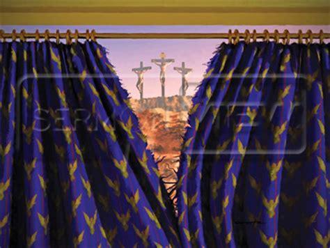 the torn curtain sermonview curtain torn