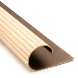 shop pole wrap 16 in l x 8 ft h mdf unfinished fluted