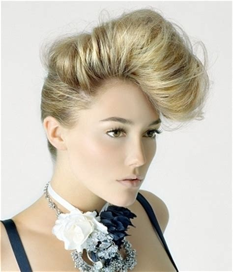 pompadour hairstyle pictures for women pompadour hairstyle