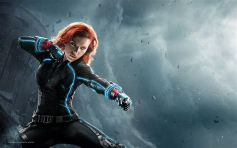 wallpaper hd black widow 540x960 avengers age of ultron black widow 540x960