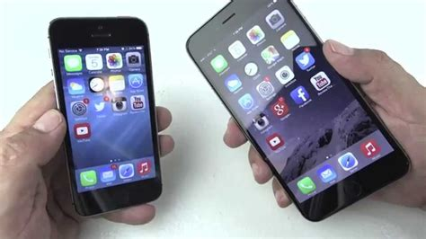 whats the newest iphone apple iphone 6 plus vs apple iphone 5s whats the differences should you upgrade