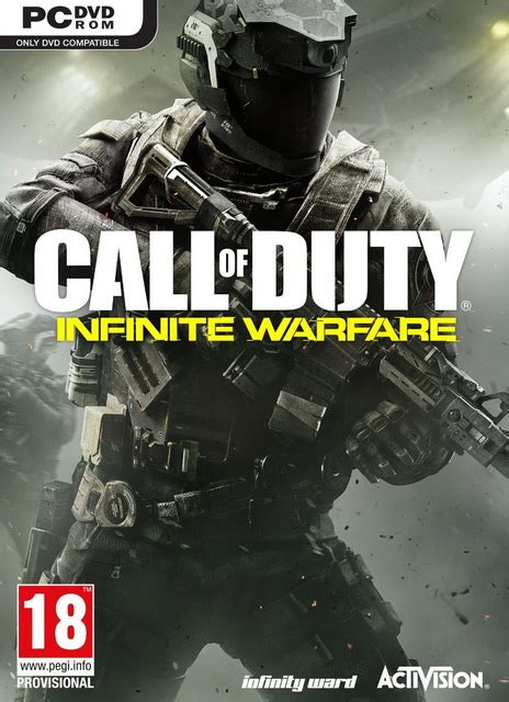 Pc Call Of Duty pc fr call of duty infinite warfare reloaded patch