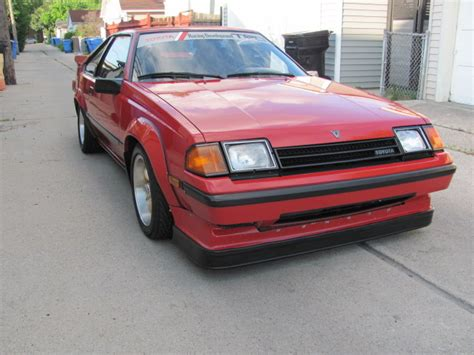 Toyota Celica Gt 1983 1983 Toyota Celica Pictures Cargurus