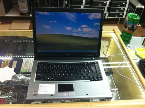 Laptop Acer I2 acer ms2180 windows xp pro 1gb only 59 other dudley