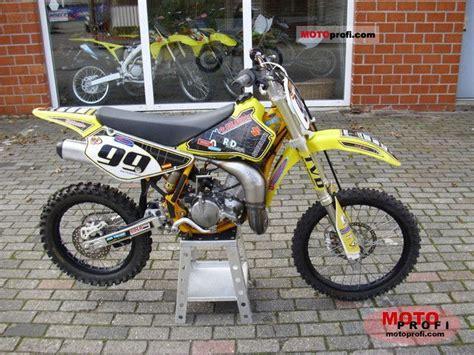 Suzuki Rm85 Specs Suzuki Rm85 2010 Specs And Photos