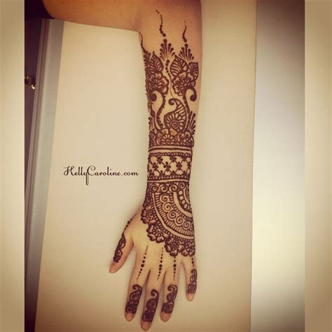 where do henna tattoos come from a up of one of the newest henna designs from today