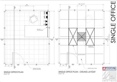 standard room sizes polyoak production area standards office use wayne hattingh