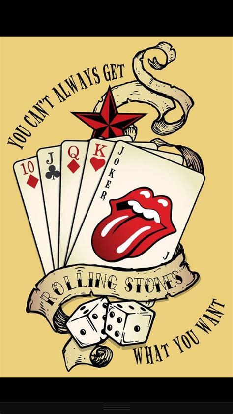rolling stones tattoo you songs the rolling stones you can t always get what you want