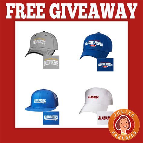 Free Hat Giveaway - free prepsportswear cap giveaway julie s freebies