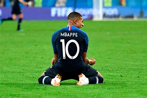 kylian mbappe years kylian mbappe 2018 world cup the 19 year old frenchman