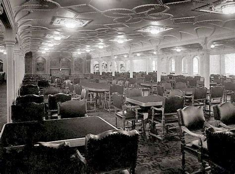 titanic dining room rms olympic s first class dining room rms titanic