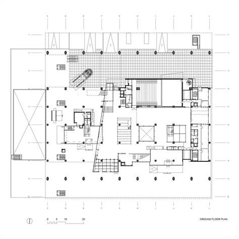 new museum floor plan new museum floor plan new museum of contemporary art by