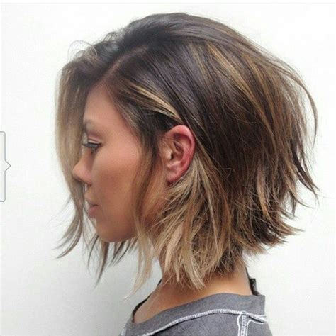 car mal highlight on wavy bob hair cut die besten 17 ideen zu long bob frisuren auf pinterest
