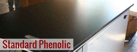 standard phenolic resin countertops chemtops