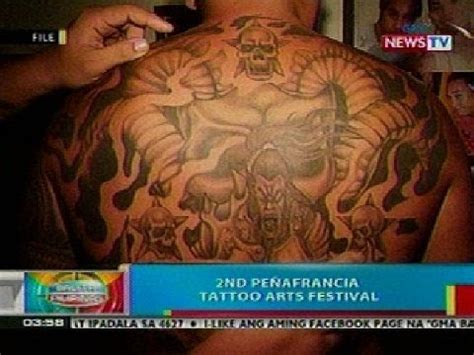 tattoo in naga city bp 2nd pe 241 afrancia tattoo arts festival sa naga city