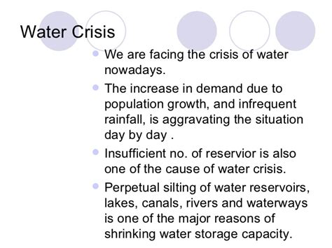 Causes Of Scarcity Of Water Essay by Social Problems Of Pakistan And Their Solutions