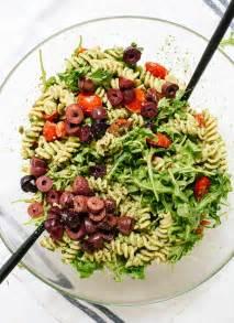 delicious pasta salad delicious pesto pasta salad ekin olive oil