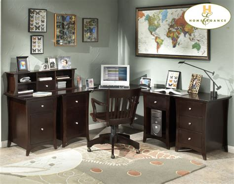 home office listing at h3 furniture
