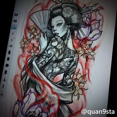 tattoo geisha sketch 228 best tattoo ideas images on pinterest tattoo ideas