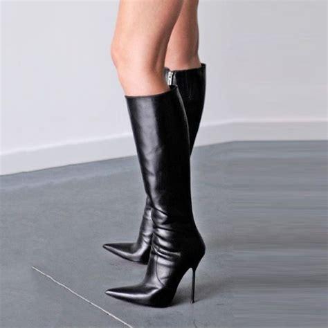 1000 ideas about black high heels on satin