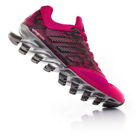 Adidas Springblade Black Pink 36 41 buy adidas springblade drive 2 womens running shoes pink