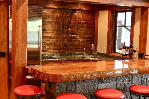log bar tops wood top bar pinterest